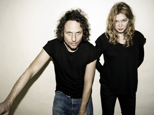 Ein Nachmittag im Studio mit Inga Humpe und Tommi Eckert von 2raumwohnung  Foto: Das Kowalski Komitee